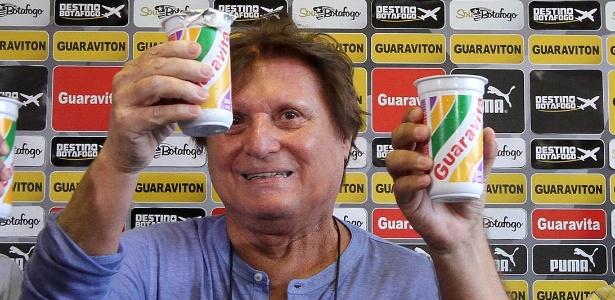 Neville Proa, dono da Viton 44, injetou milhões nos cariocas, mas parou de patrocinar
