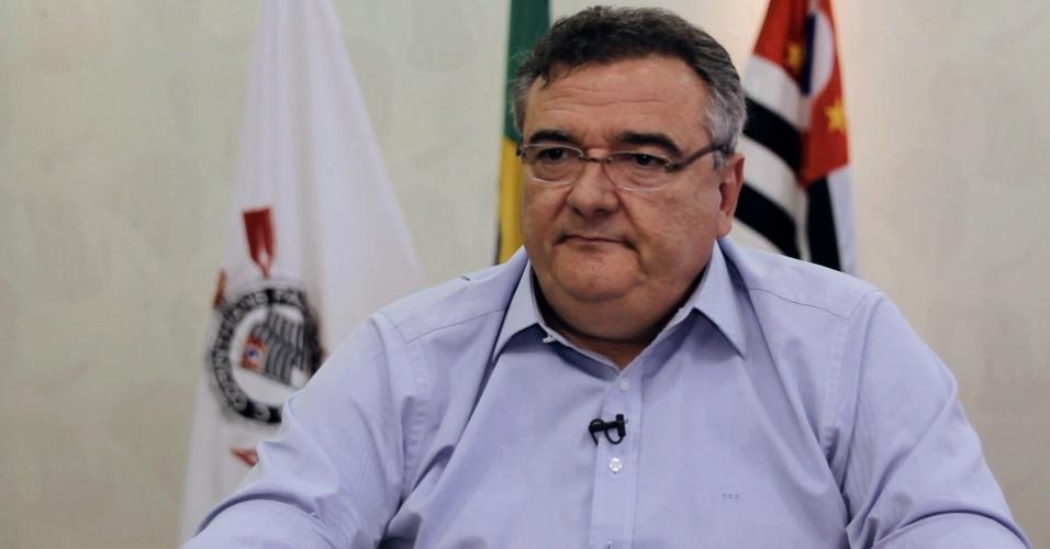 Presidente desde 2012, Mário Gobbi deixa Corinthians no início de fevereiro