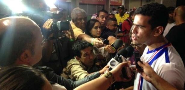 Marcelo Sant'Ana pediu desculpas ao torcedor por conta da goleada