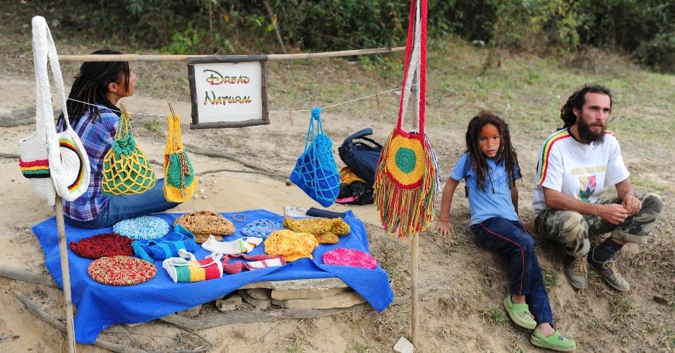 São Tomé das Letras foi um lugar em que a Copa pouco fez barulho. Famoso dentro de atividades de hippies e místicos, a cidade no interior de Minas Gerais preferiu o culto ao existencialismo às emoções da seleção brasileira