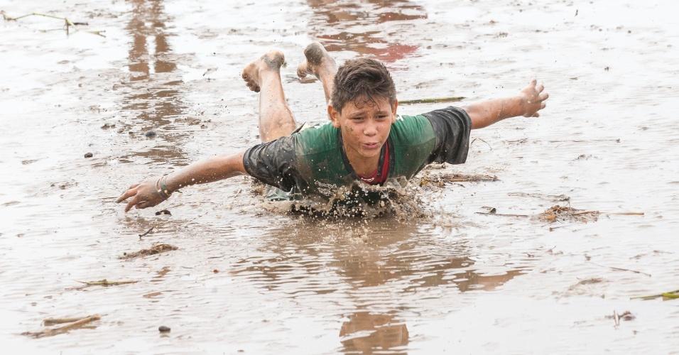 Macapá é a terra do futelama. O rio Amazonas, o mais caudaloso do mundo, é uma verdadeira Fifa da modalidade típica da capital do Amapá. O rio decide o calendário, marcando com a maré quando começam e terminam as partidas dessa variação do futebol que possui até federação e campeonato estadual