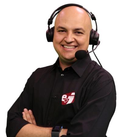 André Henning, do Esporte Interativo - Dayvid Dario/Esporte Interativo