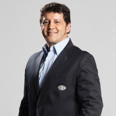 Celso Miranda, comentarista da Band e do canal pago BandSports - Divulgação/Band