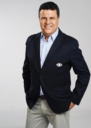 """Téo José era dono do título da série """"Nada Será como Antes"""" - Divulgação/Band"""