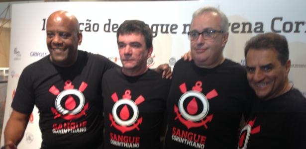 Quando foi eleito, Roberto de Andrade teve apoio de Andres