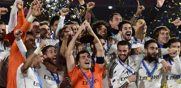 Campeão de 2014, Real Madrid é um dos três times garantidos no Mundial de Clubes de 2016