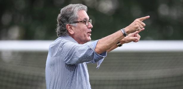 Aidar divulgou nesta sexta-feira o novo plano de gestão do São Paulo - Ricardo Nogueira/Folhapress