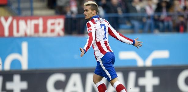 Atacante francês chegou a 16 gols no Campeonato Espanhol