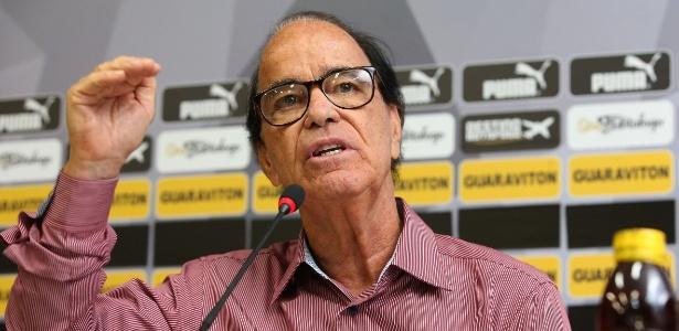 Antonio Lopes estava no Botafogo desde 2015