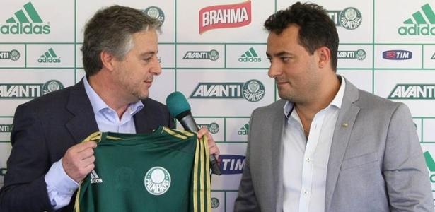 Paulo Nobre deixará a presidência do Palmeiras no fim deste ano
