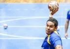 Em dois meses, jogador fratura rosto, coloca placa na testa e vai a Mundial - Wander Roberto/Inovafoto