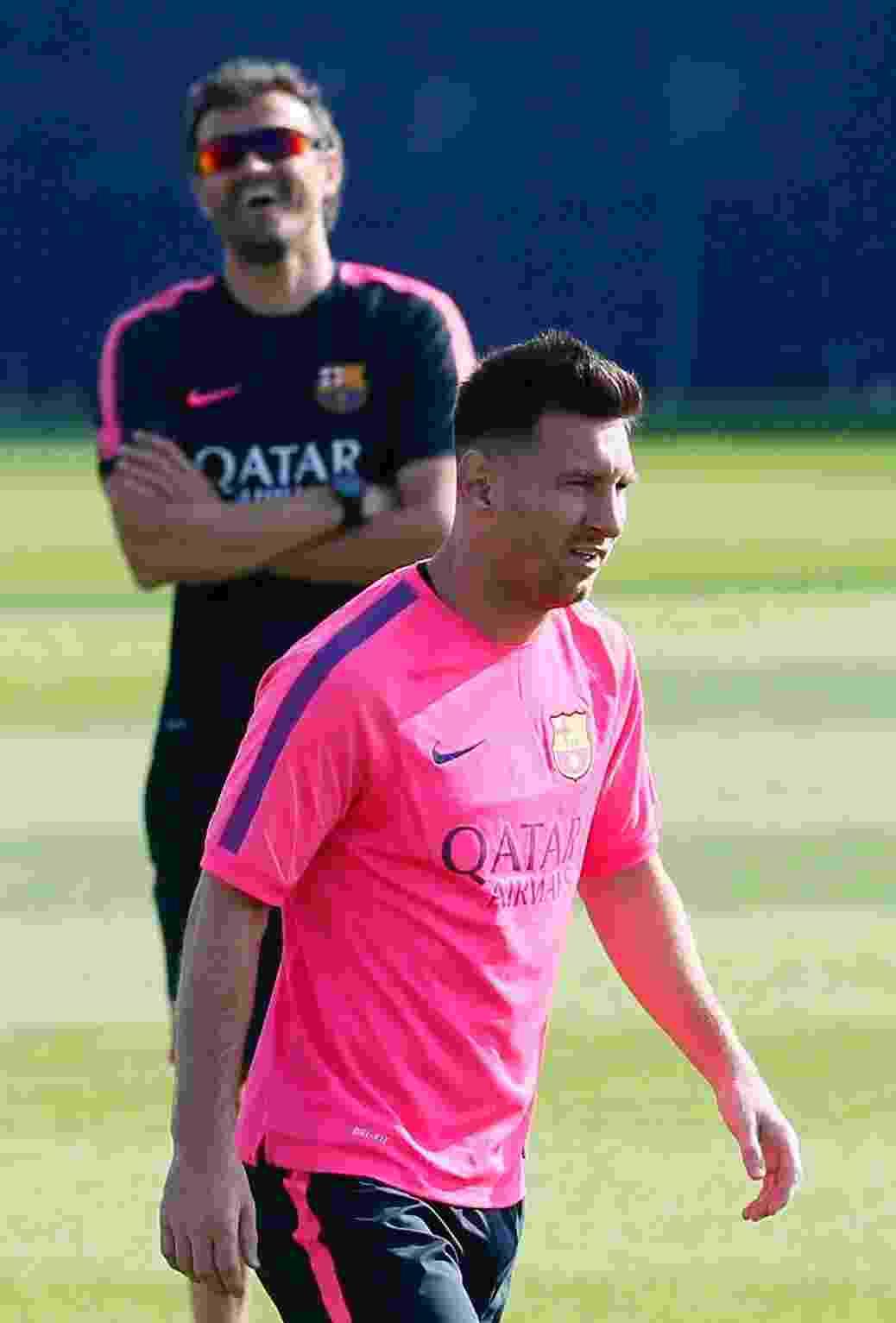 1b165b4623 Messi desabafa e diz que é mentira sua briga com técnico do Barcelona