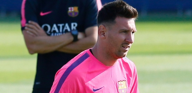 Messi ficará fora do jogo do Barcelona