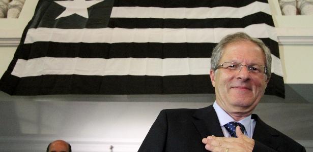 Presidente do Botafogo pode perder bens pessoais se extrapolar orçamento do clube