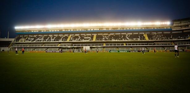 Clube paulista quer trocar refletores pela tecnologia LEAD, que consome menos energia