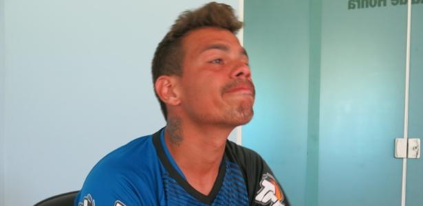 Bernardo se emocionou ao falar de seus filhos e de seus pais em Pinheiral