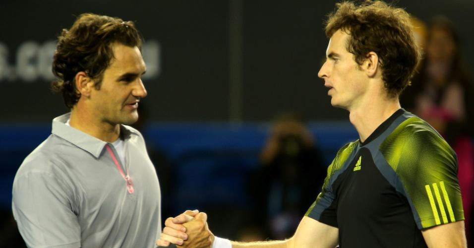 No Aberto da Austrália de 2013, o algoz foi Andy Murray, na semifinal. O britânico venceu por 3 sets a 2