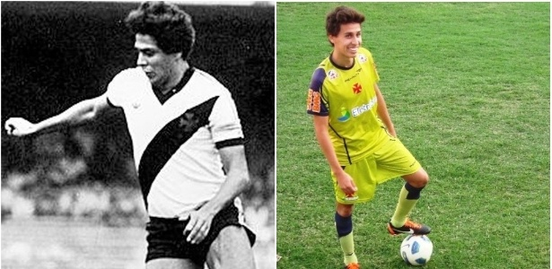 Rodrigo Dinamite foi formado no Vasco da Gama, mas nunca atuou pelo time profissional