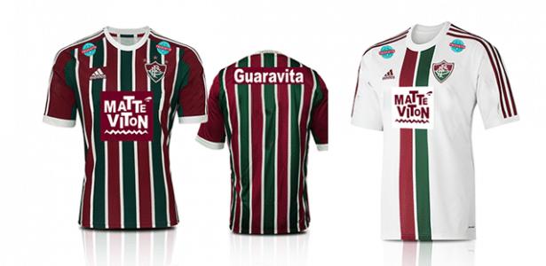 Fluminense repete Unimed e vive polêmicas com novos patrocinadores -  Esporte - BOL df8eab49ae6d5