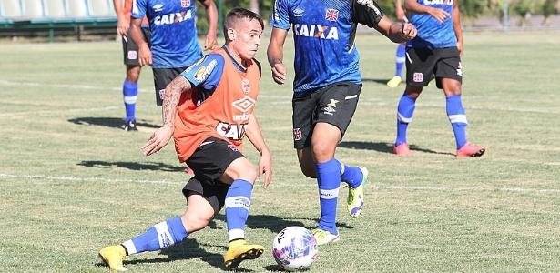 Marquinhos do Sul, de 1,67m, tem sido um dos destaques da pré-temporada do Vasco
