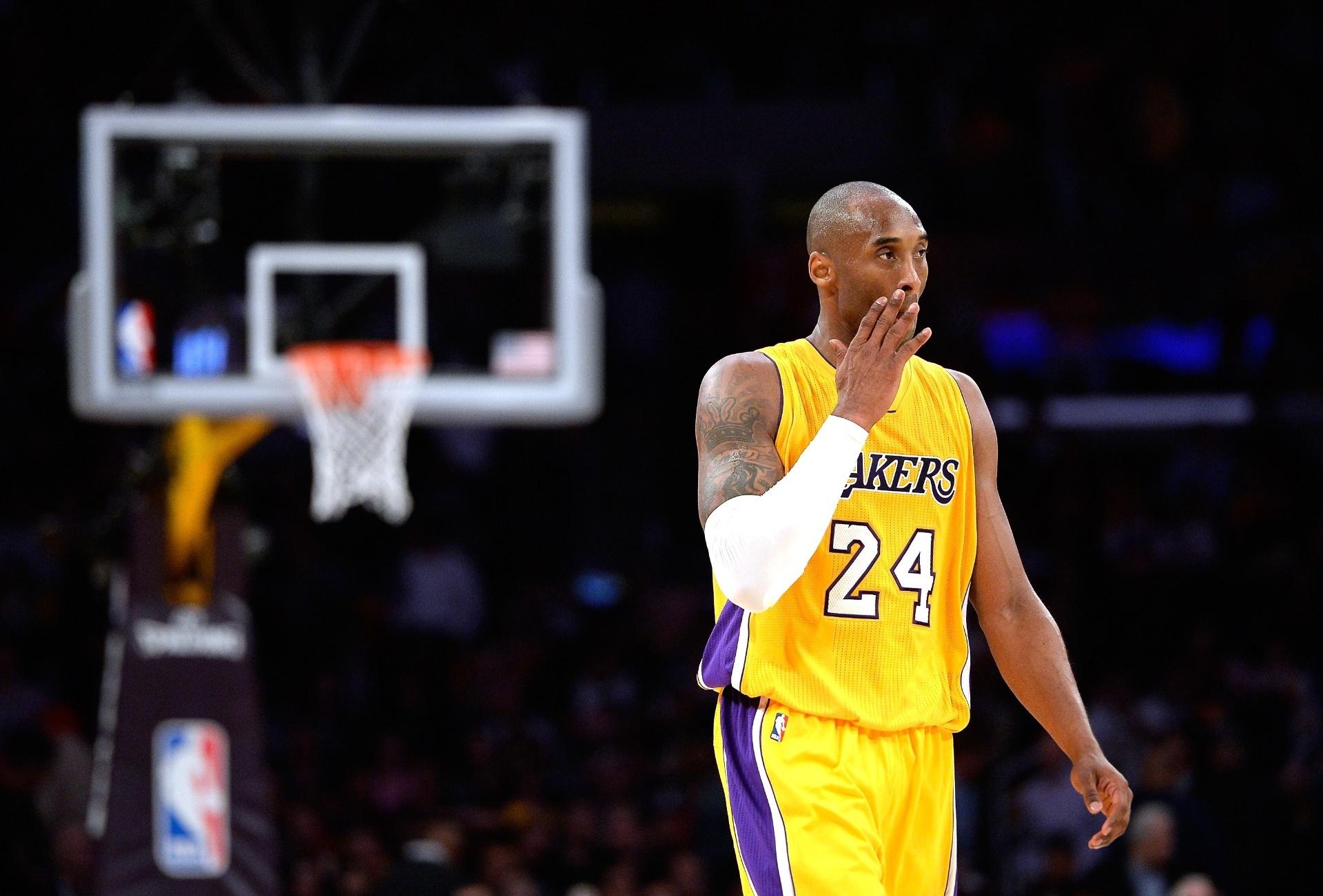 fe65d5d940f93 O que fez o astro Kobe Bryant se chamar de idiota - 27 08 2015 - UOL Esporte