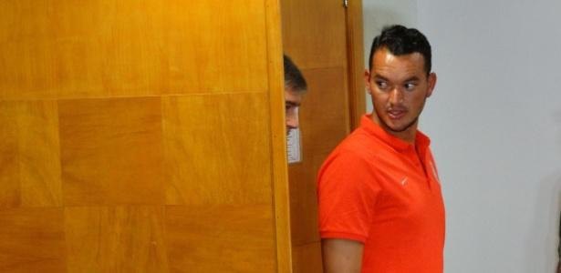 Inter disse não ao interesse português em ter Réver (foto) por empréstimo - Jeremias Wernek/UOL