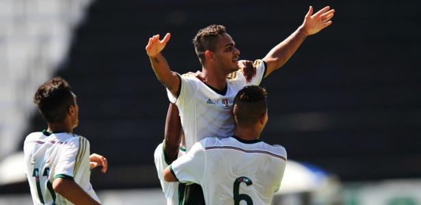 Juninho tem contrato com o Palmeiras até o fim de 2018