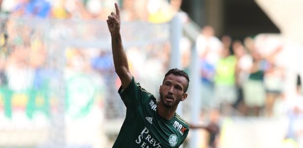 Leandro Pereira chega para reforçar o ataque palmeirense, que perdeu Cristaldo - Rivaldo Gomes/Folhapress