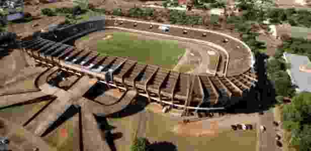 Estádio Morenão, em Campo Grande, Mato Grosso do Sul - Divulgação / UFMS - Divulgação / UFMS