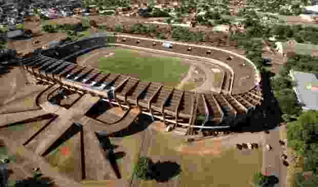 Estádio Morenão, em Campo Grande, Mato Grosso do Sul - Divulgação / UFMS