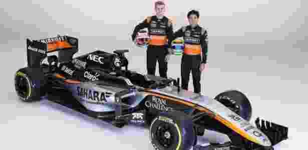 Force India/Divulgação