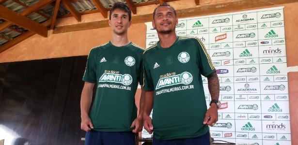 Ryder Matos e Alan Patrick são exemplos de contratados que quase não jogaram - Danilo Lavieri/UOL Esporte