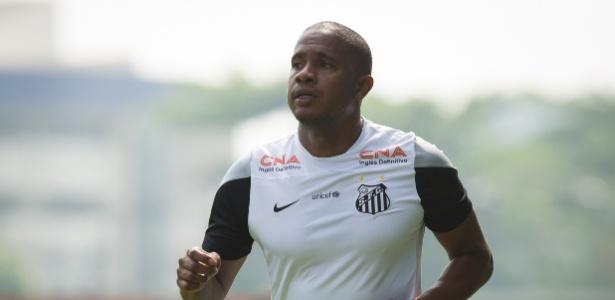 Contrato do colombiano com o Santos termina em dezembro deste ano
