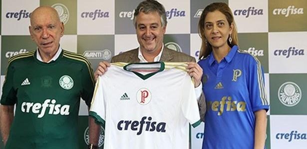 853244c719 Paulo Nobre apresenta Crefisa como novo patrocinador master Imagem   Divulgação