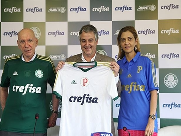 Paulo Nobre apresenta Crefisa como novo patrocinador master