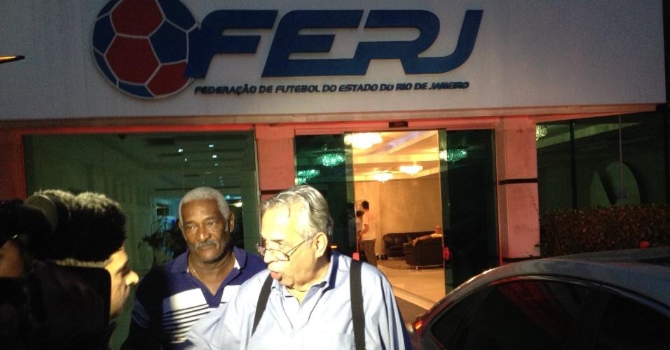 Eurico está ao lado da Ferj e do Botafogo na polêmica dos ingressos do Campeonato Carioca