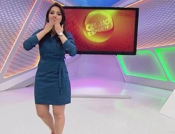 Fotos Maíra Lemos é Apresentadora Do Globo Esporte De Minas