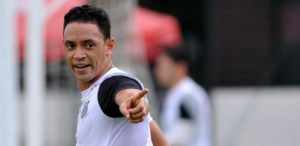 Atacante não joga desde a final do Paulista, no dia 8 de maio, devido a lesão no joelho - Divulgação/Santos FC