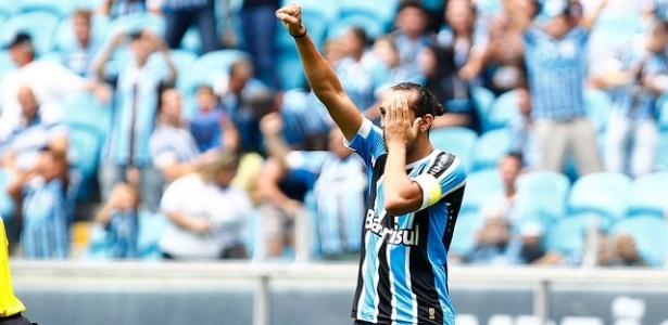 Hernán Barcos pode voltar ao Grêmio dois anos depois de sua saída