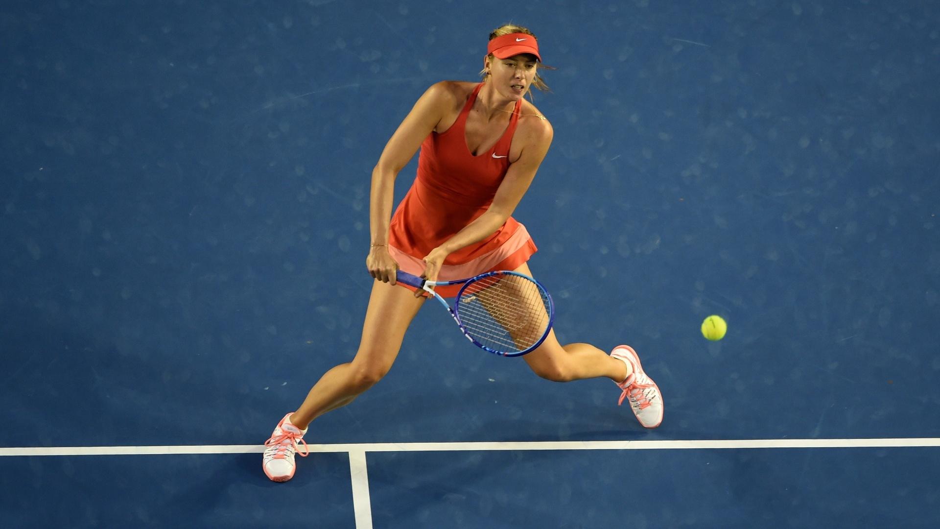 Sharapova perdeu 16 dos 18 confrontos com Serena Williams até este sábado
