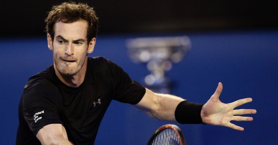 Andy Murray ainda busca seu terceiro título em Grand Slams
