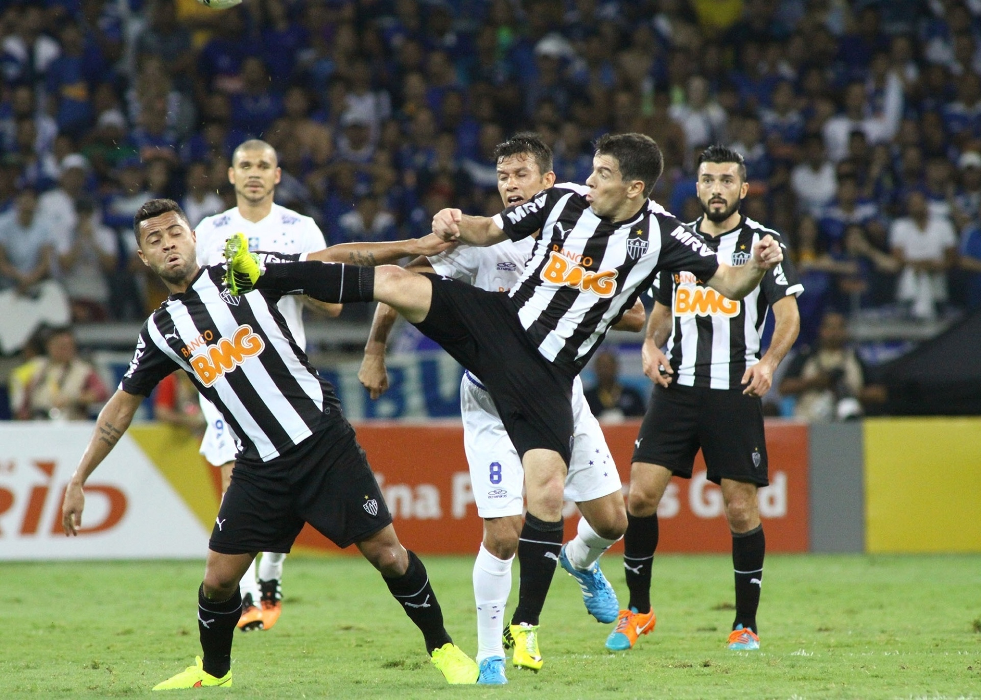 a795bf59e1 Uma vantagem que faz diferença quando se trata de Cruzeiro x Atlético-MG -  Esporte - BOL