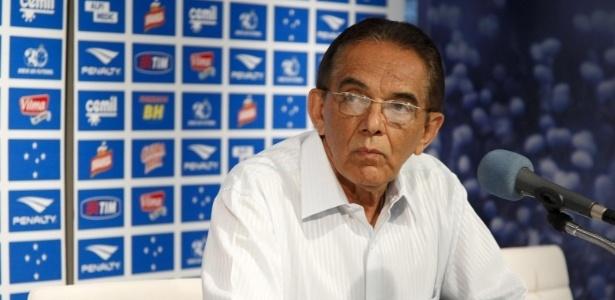 Benecy Queiroz já está de volta ao Cruzeiro, agora para trabalhar na área administrativa
