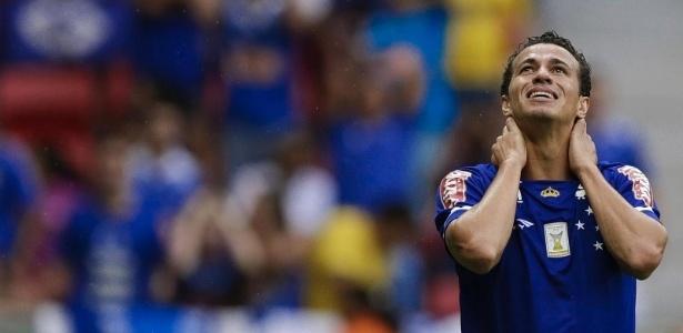 Damião pertence ao Santos, mas está emprestado ao Cruzeiro até o fim deste ano - Nalu Rosa/Light Press