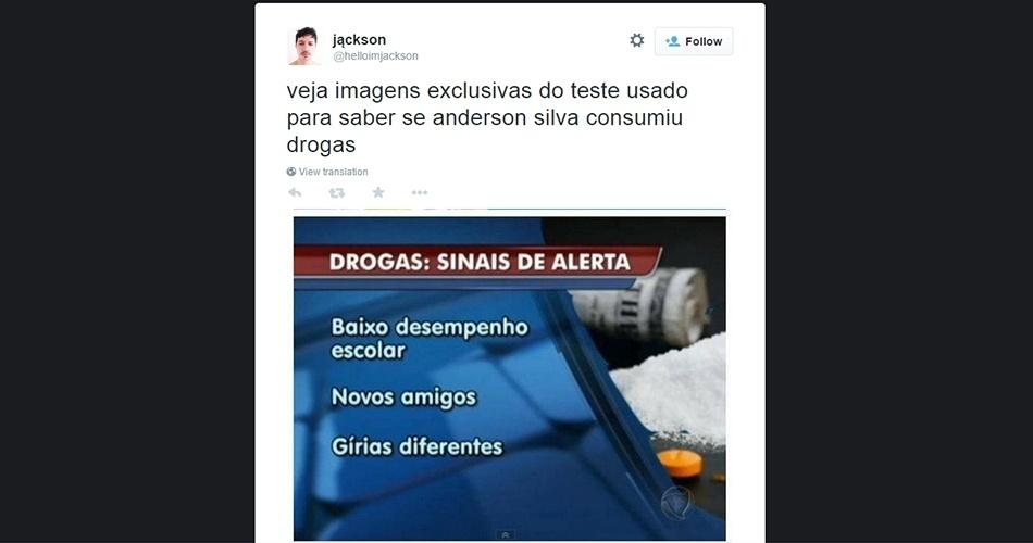 Entenda como Anderson Silva quer sair ileso da acusação de doping