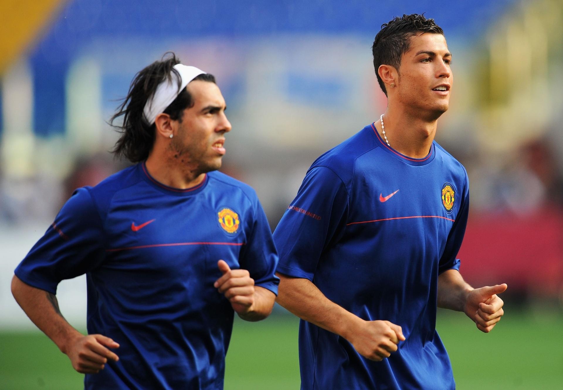 998ffa6577 Tévez afirma que Messi tem mais