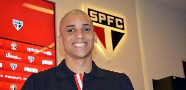 O São Paulo agora quer comprar os direitos de Matheus Dória de clube francês - Site Oficial / saopaulofc.net