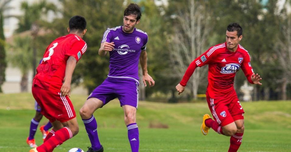 Kaká em sua estreia pelo Orlando City