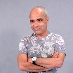 O humorista Claudio Manoel