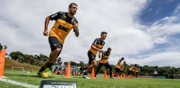 Pré-temporada do Atlético-MG começa nesta segunda-feira, na Cidade do Galo
